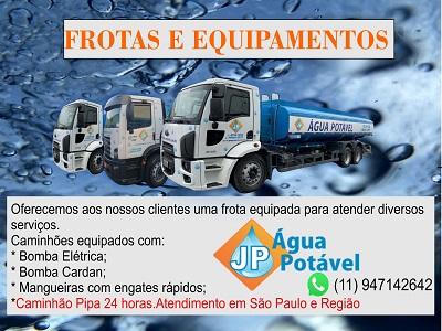 Abastecimento de água potável em São Paulo