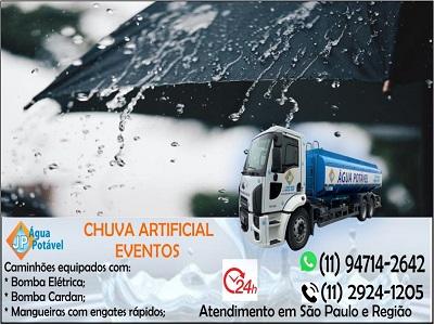 Locação de Caminhão de água em São Paulo