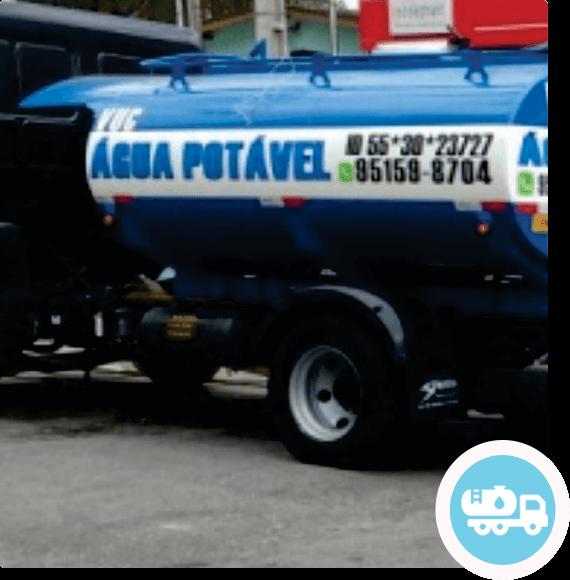 Caminhão Pipa Vuc