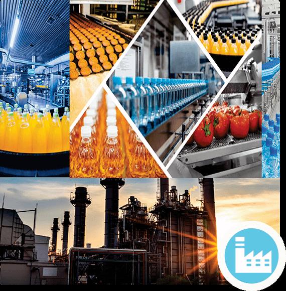 Indústrias e Comércios